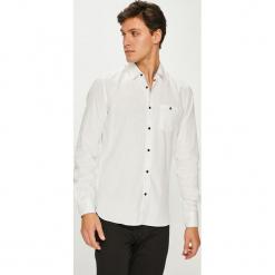 Medicine - Koszula Contemporary Classics. Szare koszule męskie na spinki MEDICINE, l, z bawełny, z klasycznym kołnierzykiem, z długim rękawem. Za 149,90 zł.