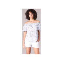 Bluzki Vero Moda  VMCILLE. Szare bluzki na imprezę marki Vero Moda, l, z bawełny, casualowe. Za 79,20 zł.