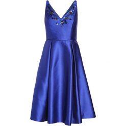 Sukienki hiszpanki: Adrianna Papell Sukienka koktajlowa deep blue