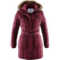 Kurtka zimowa bonprix czerwony klonowy. Brązowe kurtki damskie zimowe marki QUECHUA, m, z materiału. Za 239,99 zł.