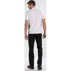 BOSS ATHLEISURE PADDY PRO  Koszulka sportowa white. Niebieskie koszulki sportowe męskie marki BOSS Athleisure, m. W wyprzedaży za 376,35 zł.