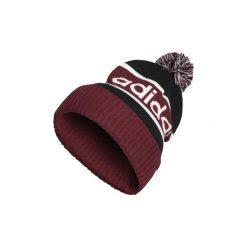 Czapki adidas  Czapka beanie Pom Pom. Czarne czapki zimowe męskie Adidas. Za 129,00 zł.