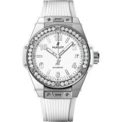 ZEGAREK HUBLOT BIG BANG 39 MM 465.SE.2010.RW.1204. Białe zegarki damskie HUBLOT, szklane. Za 63200,00 zł.