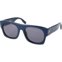 """Okulary przeciwsłoneczne męskie aviatory: Okulary przeciwsłoneczne """"0022/S PGP/BN"""" w kolorze granatowym"""