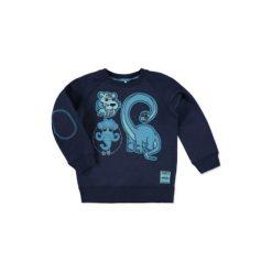 Bluzy niemowlęce: NAME IT Boys Mini Bluza NITNOLLER dress blue