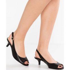 Paco Gil CRETA GISELE Sandały black. Czarne sandały damskie Paco Gil, z materiału. W wyprzedaży za 559,20 zł.
