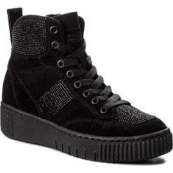 Sneakersy damskie: Sneakersy TAMARIS - 1-25234-29 Black 001