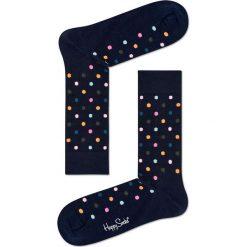 Happy Socks - Skarpety Dot. Czarne skarpetki męskie Happy Socks. Za 39,90 zł.