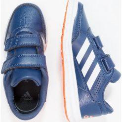 Adidas Performance ALTASPORT Obuwie treningowe noble indigo/footwear white/hires orange. Brązowe buty sportowe chłopięce marki adidas Performance, z gumy. Za 149,00 zł.