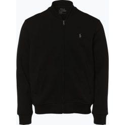 Bluzy męskie: Polo Ralph Lauren - Męska bluza rozpinana, czarny