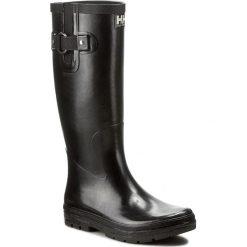 Buty zimowe damskie: Kalosze HELLY HANSEN – Veierland 2 11284-990 Black/Black/Eggshell
