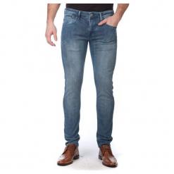 Pepe Jeans Jeansy Męskie Finsbury 32/34 Niebieski. Niebieskie jeansy męskie marki Pepe Jeans. W wyprzedaży za 230,00 zł.