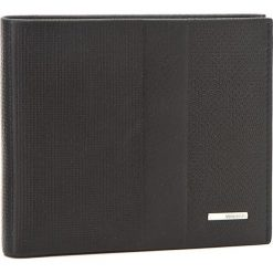 Duży Portfel Męski VALENTINI - 157.322 Black. Czarne portfele męskie marki Valentini, ze skóry. Za 109,00 zł.