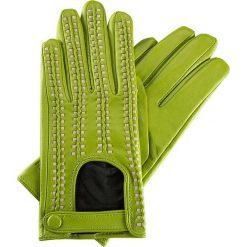 Rękawiczki damskie 46-6-271-7T. Brązowe rękawiczki damskie Wittchen. Za 149,00 zł.