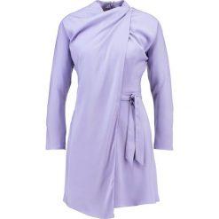Sukienki hiszpanki: Topshop Sukienka letnia lilac