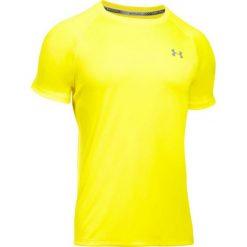 Koszulki sportowe męskie: Under Armour Koszulka męska Run Short Sleeve T-Shirt Yellow Ray r. L (1289681705)