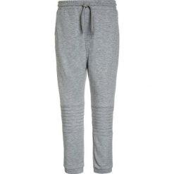 The New GILLIAN  Spodnie treningowe light grey melange. Białe spodnie chłopięce marki The New, z bawełny. Za 189,00 zł.