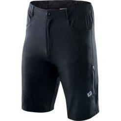 IQ Spodenki rowerowe męskie Maitre Black r. XL. Szare odzież rowerowa męska marki IQ, l. Za 120,98 zł.