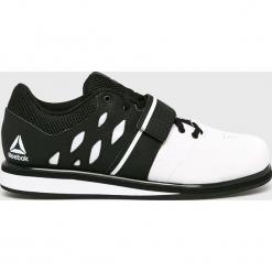 Reebok - Buty Lifter. Szare buty skate męskie marki Reebok, l, z dzianiny, z okrągłym kołnierzem. Za 299,90 zł.