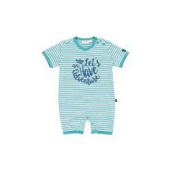 Feetje  Girls Rampersy Paski green - zielony - Gr.Niemowlę (0 - 6 miesięcy). Zielone pajacyki niemowlęce Feetje, z bawełny. Za 79,00 zł.