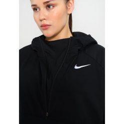 Nike Performance FLEX RUNNING HOODED JACKET Kurtka do biegania black/silver. Czarne kurtki damskie do biegania Nike Performance, z materiału. Za 369,00 zł.