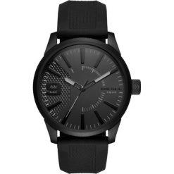 Diesel - Zegarek DZ1807. Czarne zegarki męskie marki Fossil, szklane. Za 799,90 zł.