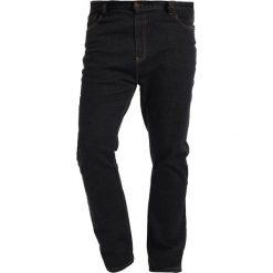 Jeansy męskie regular: BAD RHINO BASIC STRETCH Jeansy Straight Leg black