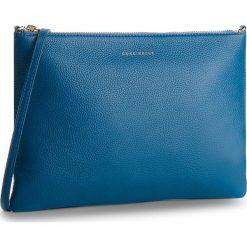 Torebka COCCINELLE - CV3 Mini Bag E5 CV3 55 F4 07 Saphir B02. Niebieskie listonoszki damskie marki Coccinelle, ze skóry. W wyprzedaży za 379,00 zł.
