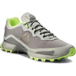 Buty Reebok - All Terrain Craze CM8829 Grey/Elec Flash/Pewter. Szare buty do biegania damskie marki Reebok, z materiału. W wyprzedaży za 199,00 zł.