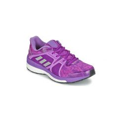 Buty do biegania adidas  SUPERNOVA SEQUENCE. Czarne buty do biegania damskie marki Adidas, z kauczuku. Za 433,30 zł.