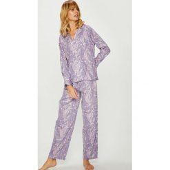 Lauren Ralph Lauren - Piżama. Szare piżamy damskie Lauren Ralph Lauren, l, z bawełny. Za 479,90 zł.