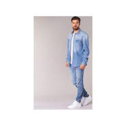 Jeansy slim fit G-Star Raw  5620 3D SLIM. Czarne jeansy męskie relaxed fit marki G-Star RAW, l, z materiału, retro. Za 370,30 zł.