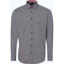 James - Koszula męska łatwa w prasowaniu, czarny. Czarne koszule męskie non-iron marki Cropp, l. Za 179,95 zł.