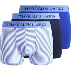 Polo Ralph Lauren 3 PACK Panty navy/blue. Niebieskie bokserki męskie Polo Ralph Lauren, z bawełny. Za 169,00 zł.