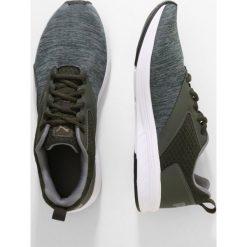 Puma NRGY COMET Obuwie do biegania treningowe forest night/castor gray. Zielone buty do biegania damskie Puma, z materiału. Za 229,00 zł.