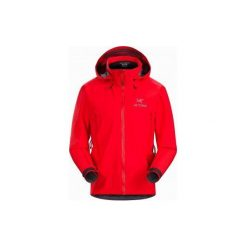 Kurtki narciarskie męskie: ARCTERYX Kurtka męska BETA AR – rozmiar L – kolor czerwony –