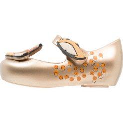 Baleriny damskie: Melissa MINI ULTRAGIRL BAMBI Baleriny golden fawn