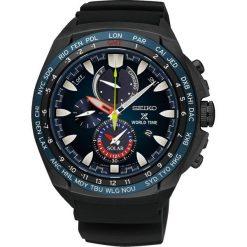 Zegarki męskie: Zegarek męski Seiko Prospex Solar SSC551P1