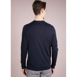 JOOP! LEON Sweter dark blue. Niebieskie kardigany męskie marki JOOP!, m, z bawełny. W wyprzedaży za 433,30 zł.