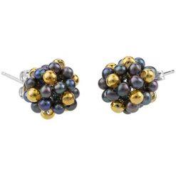 Biżuteria i zegarki: Kolczyki z perłami