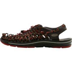 Sandały męskie: Keen UNEEK Sandały trekkingowe red dahlia/raya