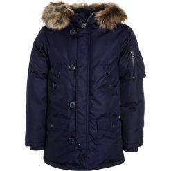 Odzież dziecięca: Polo Ralph Lauren MILITARY OUTERWEAR Płaszcz puchowy french navy