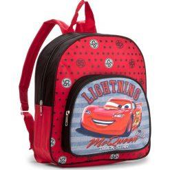 Plecak CARS - BN607271  Czerwony. Czerwone plecaki męskie Cars. Za 39,99 zł.