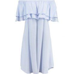 Sukienki hiszpanki: Soft Rebels LIVA  Sukienka letnia heather blue