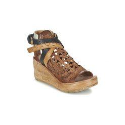Sandały Airstep / A.S.98  NOA. Brązowe sandały trekkingowe damskie Airstep / A.S.98. Za 671,30 zł.