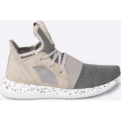 Adidas Originals - Buty tubular defiant w. Brązowe buty sportowe damskie marki adidas Originals, z bawełny. W wyprzedaży za 299,90 zł.