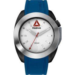 Zegarki męskie: Zegarek kwarcowy w kolorze niebiesko-srebrno-białym
