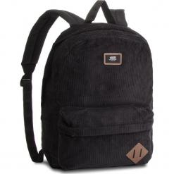 Plecak VANS - Old Skool II Back Darkest V000ONIZ47 Black. Czarne plecaki męskie marki Vans, z materiału, sportowe. W wyprzedaży za 139,00 zł.