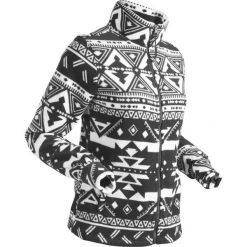 Drukowana bluza z polaru, długi rękaw bonprix czarny z nadrukiem. Czarne bluzy polarowe bonprix, z nadrukiem, z długim rękawem, długie. Za 79,99 zł.