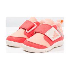 Adidas Performance FORTAPLAY AC Obuwie treningowe chalk coral/real coral. Brązowe buty sportowe chłopięce marki adidas Performance, z gumy. Za 129,00 zł.